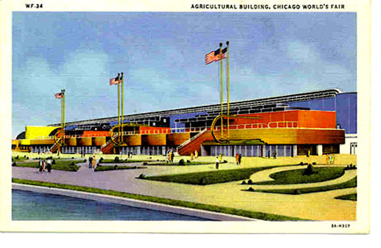1933 34 Chicago World S Fair