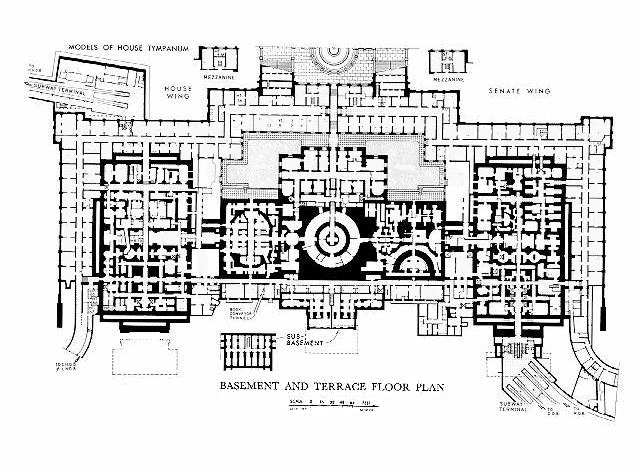 The Capitol Floor Plans
