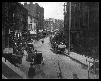 Jacob Riis and Lewis Hine