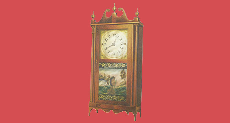 Treasury of American Design--Clocks