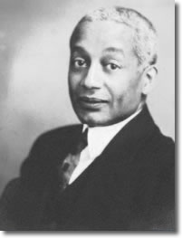 Alain Leroy Locke became the first African American Rhodes ...