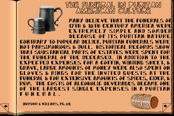 puritan culture Some puritans were connected with anabaptist groups in continental europe, but  the majority were connected with the church of england the word puritan.