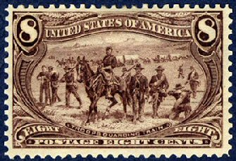 Image result for The History of United States Postage Stamps