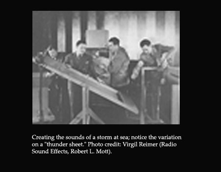The Evolution of Sound Effects