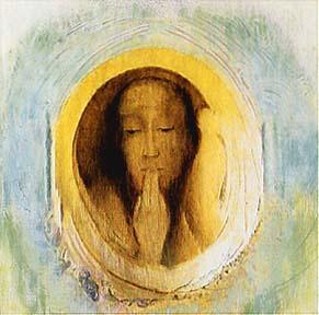siencio -Odilon Redon