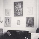 Walter Arensberg's Apartment