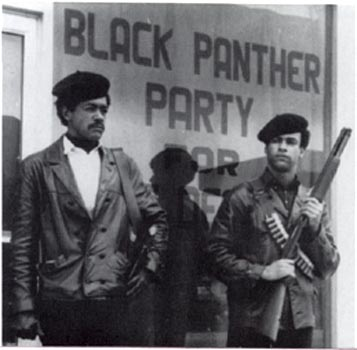 Image result for Black Panthers police patrol