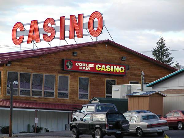 Casino near lake roosevelt wa