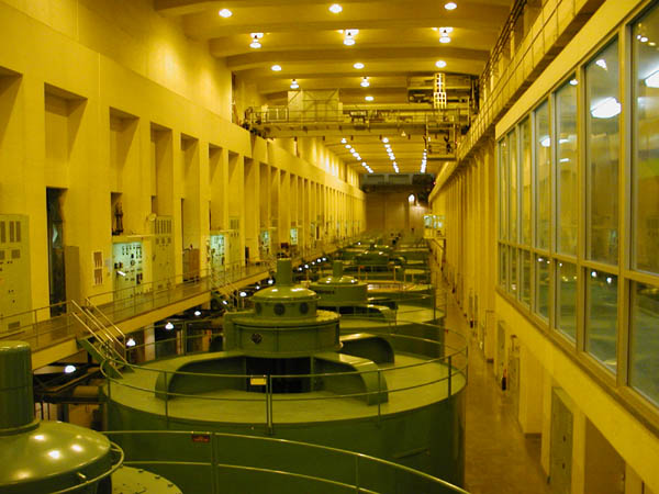 Grand Coulee Dam Project Tour