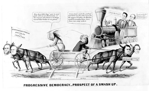 the progressive era that shaped the democratic america after the civil war After the civil war (american civil war to progressive era) 1991), martin van buren and the making of the democratic party (new york.